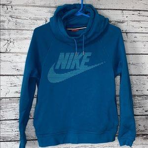 Nike Cowl Neck Hoodie Women's Size XS
